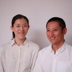 Kaoru y Yoshihide Kobanawa