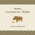 La cuina de l'Uribou