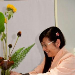 Reiko Ishimatsu (Ikebana)