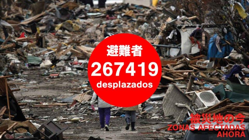 267419 desplazados