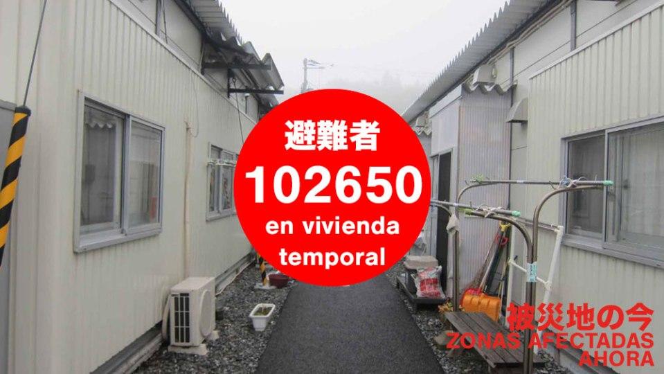 102650 en vivienda temporal